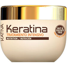 Kativa Keratina Tratamiento Intensivo Mask 250 ml Salt And Sulfate Free
