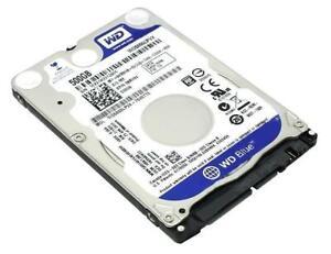 Hard-disk-sata-2-5-034-per-notebook-160-gb-320-gb-500-gb-1-TB-100-funzionante