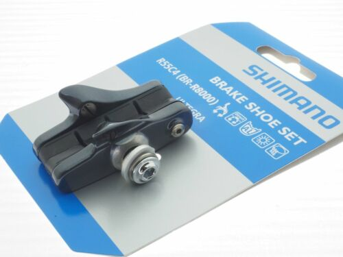 Shimano Ultegra BR-R8000//6800 R55C4 Cartridge Brake Shoes Pads Set Dura-Ace 105