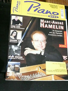 Piano news- Magazin für Klavier und Flügel.Ausgabe 2006, Heft 1 bis 6 - <span itemprop='availableAtOrFrom'>Faulbach, Deutschland</span> - Piano news- Magazin für Klavier und Flügel.Ausgabe 2006, Heft 1 bis 6 - Faulbach, Deutschland