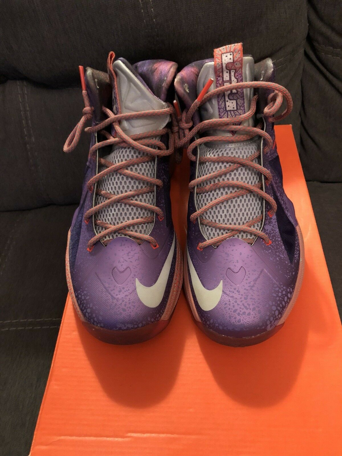 LEBRON X ALL STAR EXCELLENT CONDITION SIZE 7Y GS