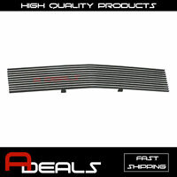 For Chevy Silverado 1500 07-11 Bumper Between Tow Hook Billet Grille Insert