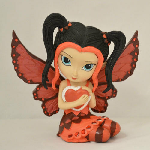 Peace Fairy Figurine - Fairies From the Heart  - Jasmine Becket Griffith