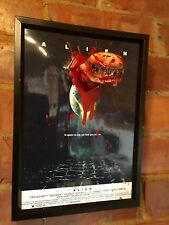Alien Chestburster 3D movie poster Halloween Prop Horror Replica