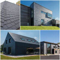 Engineering slate for roof and cladding. Lifetime guarantee City of Toronto Toronto (GTA) Preview