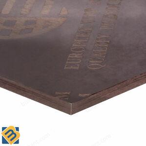 Phenolic Film Faced Plywood 18mm Plywood Sheets Trailer Flooring