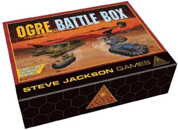 Ogro Wargame - BaTalla Caja Extensión