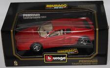 Bburago Scala 1/18 1:18 3019 Ferrari Testarossa 1984