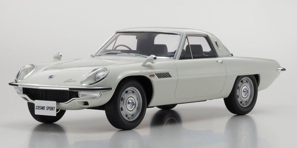 Mazda Cosmo Sport Blanc Ltd Ed 600 pc 1 12 voiture modèle par Kyosho KSR12004W