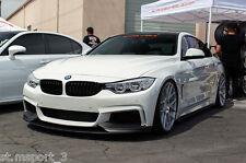 BMW 4 SERIES F32 F33 F36 FRONT DIFFUSER PERFORMANCE SPLITTER LIP SPOILER