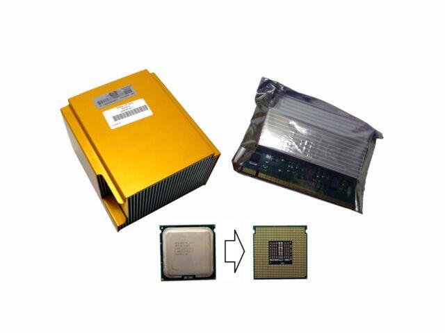 HP Intel Xeon E5405 CPU-Kit 2GHz 1333MHz 4-core 12MB Cache 80W DL380, 458579-B21