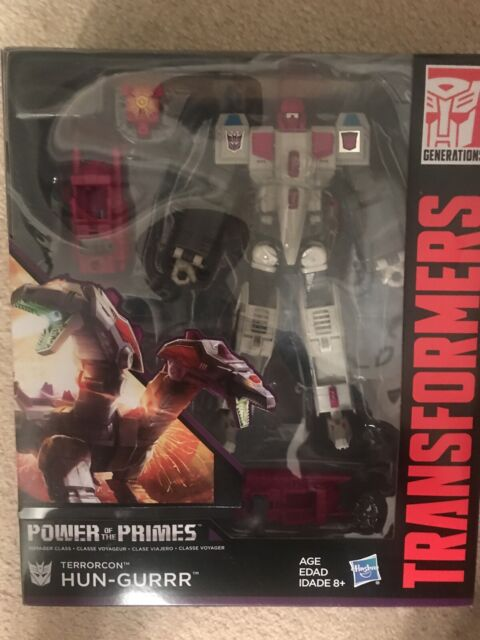 Transformers Hasbro Power of the Primes POTP W2 Voyager Class Hun-Gurrr NEW