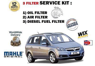 Citroen C5 2.2 HDi Diesel Service Kit Oil Fuel Filter 2004-On 136BHP Air