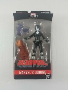 New-Hasbro-Marvel-Legends-Series-Domino-6-034-Collectible-Action-Figure-Sasquatch
