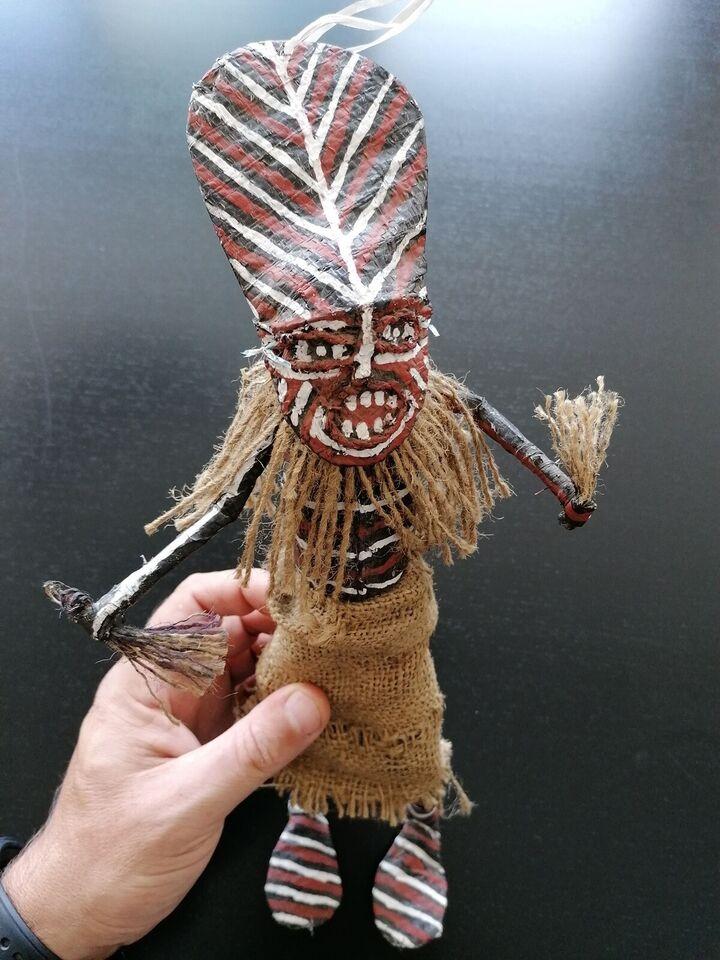 Dukker, African spirit doll