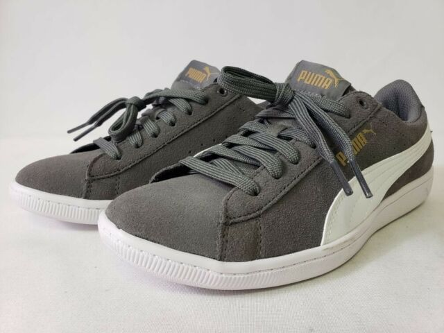 SNEAKERS Suede Shoes Grey 37020404