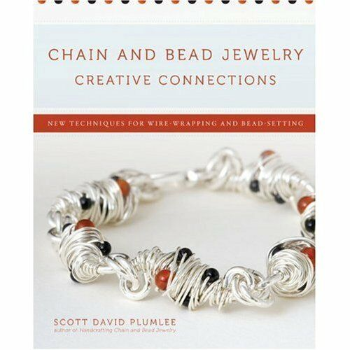 CHAIN/&BEAD JEWELRY CREAVTIVE CONN-Maille-Jump Ring Book