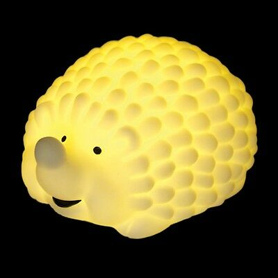 dotcomgiftshop WOODLAND HEDGEHOG LED NIGHT LIGHT