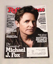 Rolling Stone Magazine - September 26, 2013 Back Issue