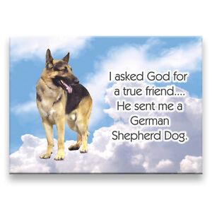 GERMAN-SHEPHERD-DOG-True-Friend-From-God-FRIDGE-MAGNET