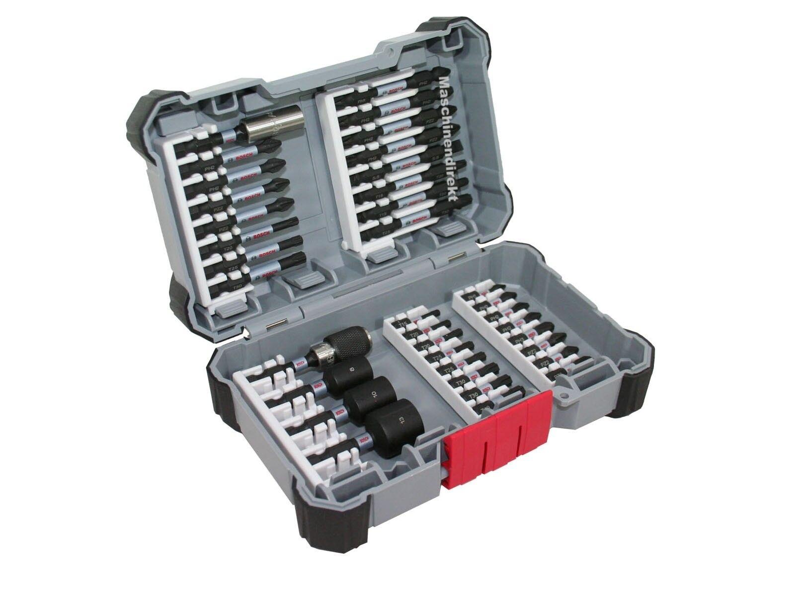 Bosch Schrauberbit Set 36-teilig 2608522365 Impact Control Bit Set