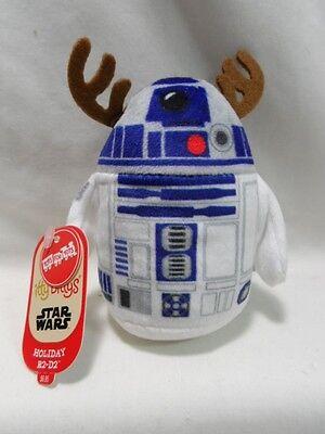 2015 Hallmark Itty Bitty Bittys Reindeer R2-D2 Christmas Star Wars