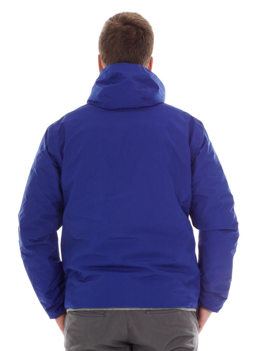 CMP Outdoorjacke Wendejacke Wendejacke Wendejacke Funktionsjacke blau DuPont™SGoldna® warm afdb4e