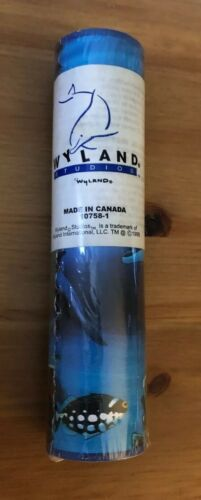 Wyland whales ocean sea life Wall border 5 yds new sealed