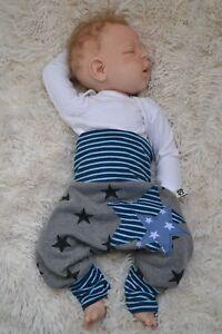 62//68-80 50//56-74 74//80-92 68//74-86 86//92-104 Pumphose Baby Kind Gr.