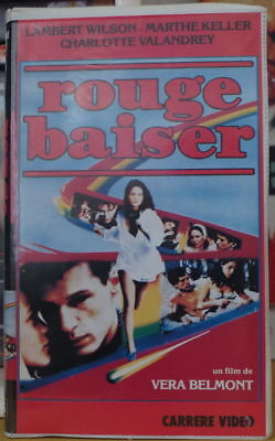ROUGE BAISER VHS WELCOME VIDEO 1996
