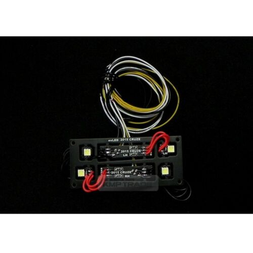 Side Repeater 2Way Turn Signal LED Module With TPC For CHEVY 2014-2016 Cruze