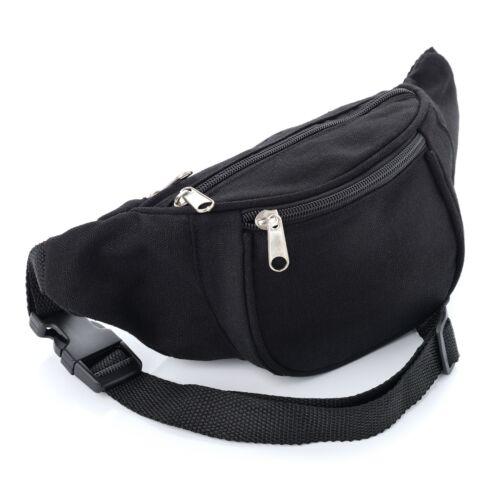 Bum sac fanny pack voyage pochette festival ceinture cuir vacances argent porte