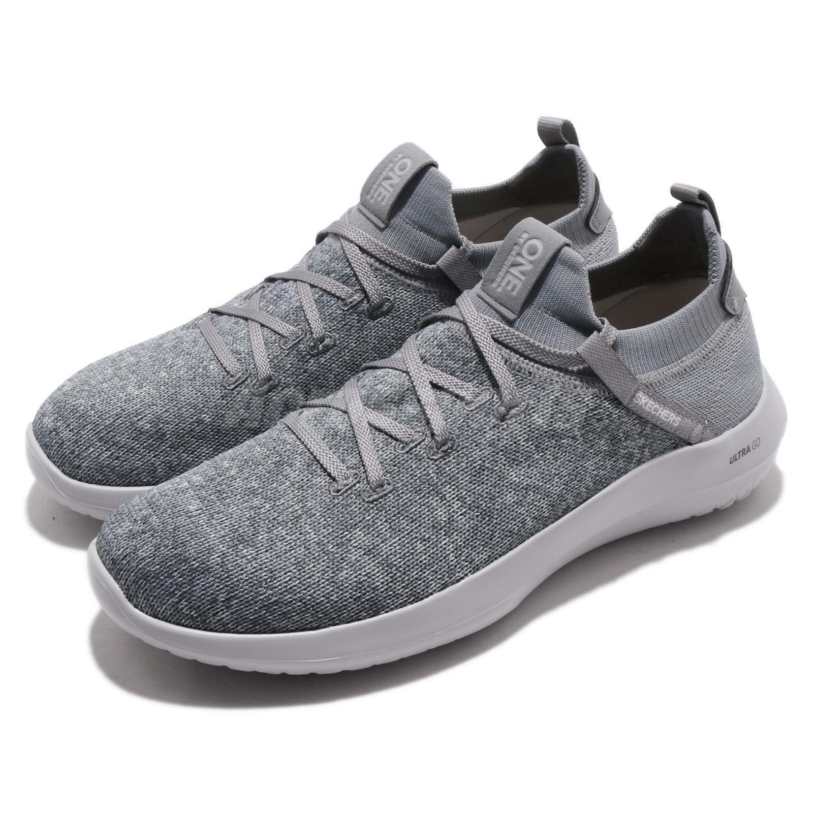 Skechers Downtown Ultra-Core gris Men Running Casual zapatos zapatillas 18548-GRY 18548-GRY 18548-GRY af7141