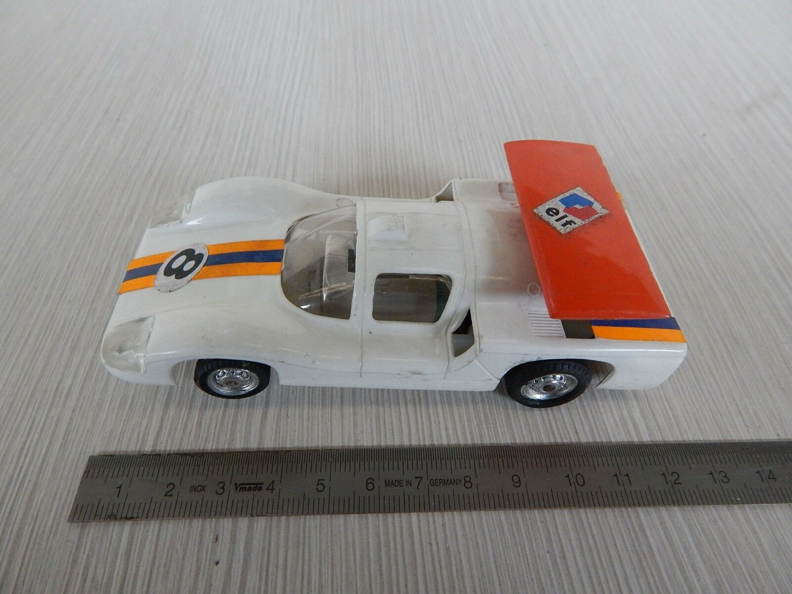RARA POLICAR SLOT CAR CHAPARRALL 2F scala 1 32 SLOTCAR