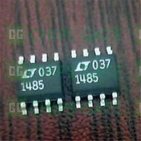 9PCS LTC1485CS8 Differential Bus Transceiver SOP8