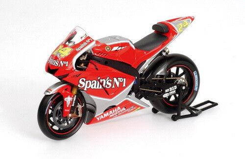 1 12 Yamaha YZR-M1 Elias MotoGP 2005 1 12 • Minichamps 122053024