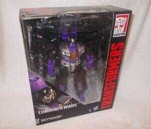 Transformers Figurine Film Combiner Wars Leader Skywarp 12 Pouces