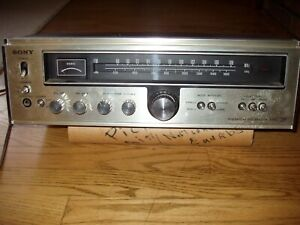 Details about SONY HST-70 Vintage STEREO RECEIVER