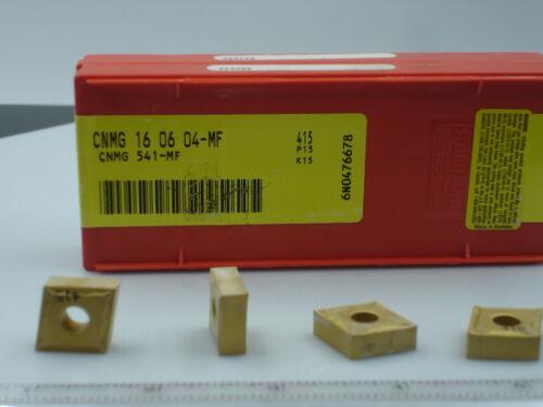 1372 10pcs CNMG 541 MF 415 SANDVIK Carbide Inserts