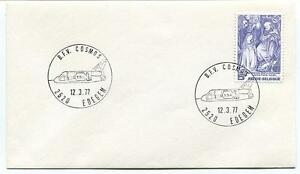 1977-BFV-Cosmos-Edegem-Space-NASA-USA-Belgique-Satellite-Spacelab