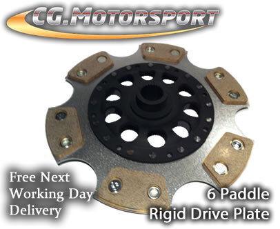 AUDI TT Quattro 6 Paddle Performance Drive Plate