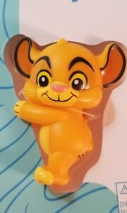 Disney Parks - Park Pals The Lion King Baby Simba Accessory Figure Clip New TAGS