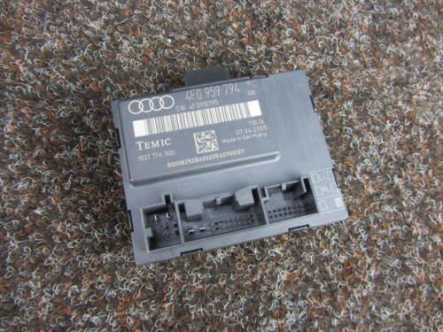 Audi A6 4F Türsteuergerät hinten rechts Beifahrerseite 4F0959794 4F0910795 Orig