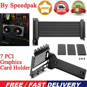 PHANTEKS-7-PCI-Vertical-Graphics-Card-Holder-Bracket-GPU-Mount-Video-Support-UK