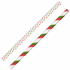 Christmas Red & Green Colored Lollipop Sticks 30 ct from Wilton #6000 - NEW