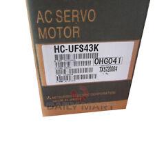 New In Box Mitsubishi Hc Ufs43k Hcufs43k Servo Motor