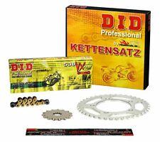DID Kettensatz // Kettenkit Yamaha FZR 600 R Genesis mit D.I.D X-Ring-Kette, Typ VX, goldfarben, extra verst/ärkt Bj 1994-1995