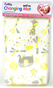 Baby Nappy Diaper Changing Mat Pad Washable For Baby Travel