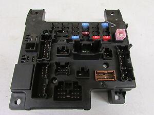 2009 lancer ralliart oem fuse box relay control unit 8637a466 ebay rh ebay ie