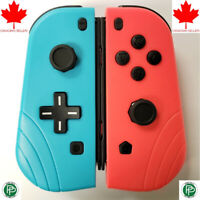 Neon Blue & Red Switch Joy-Con Controller - NEW Mississauga / Peel Region Toronto (GTA) Preview